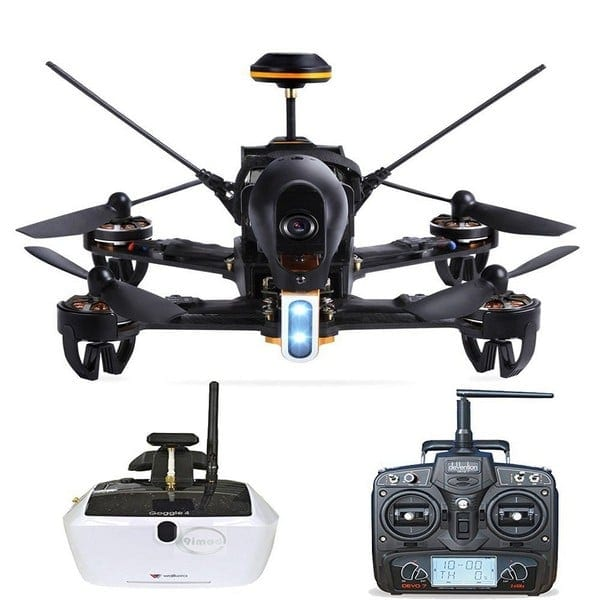 Best Quadcopters With Camera