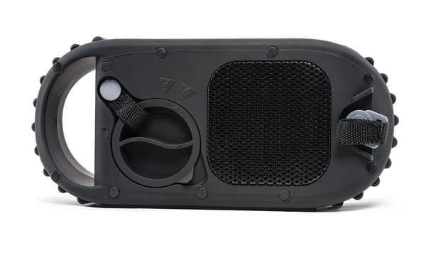 Ecoxgear Ecocarbon Bluetooth Speakers For Car