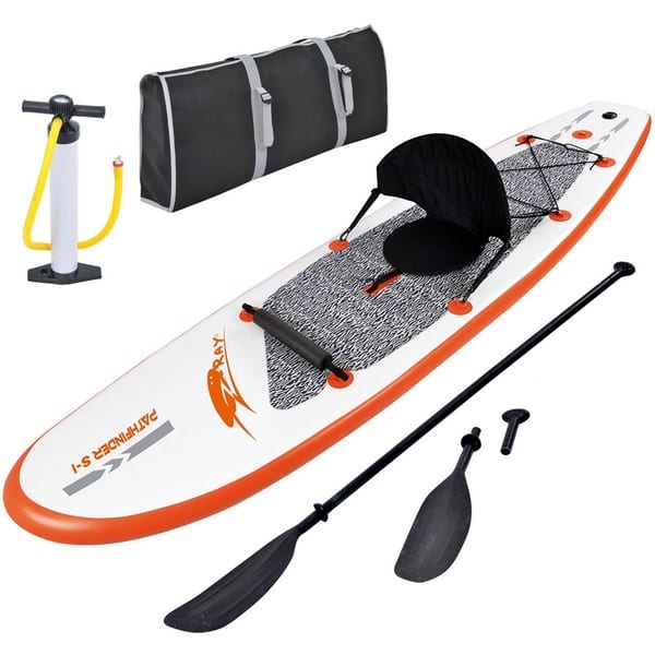 Blue Wave Sports Inflatable Stand Up Paddle Board