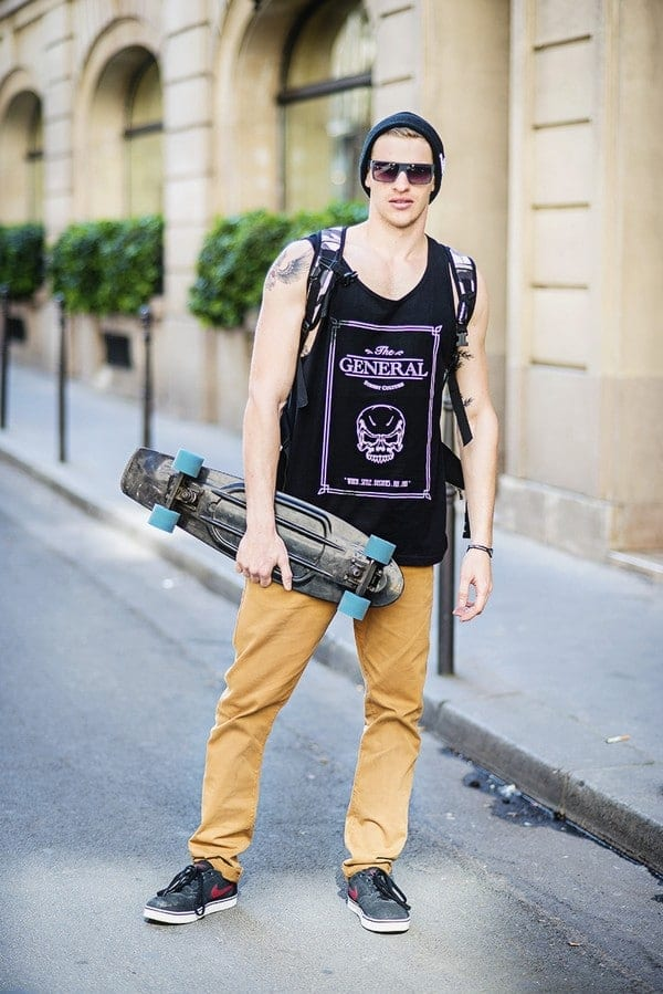 Skater Boy Haircut Pictures