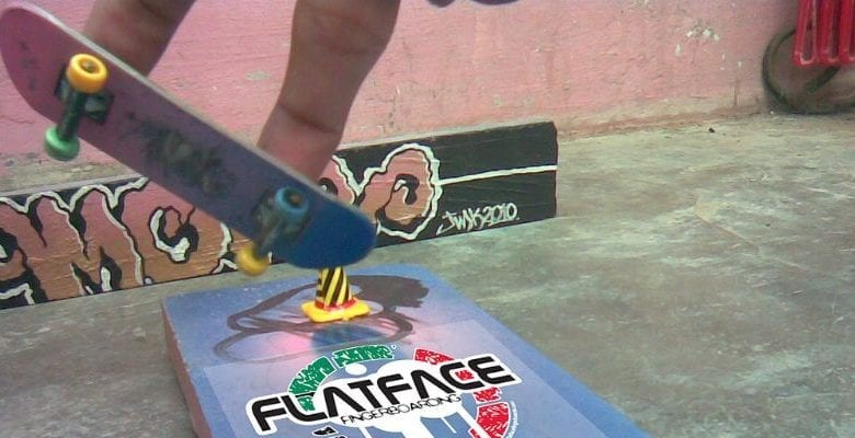 10 Awesome Finger Skateboards with Tricks