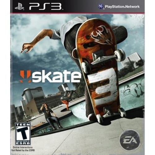 2 Player Skateboard Games For Ps3