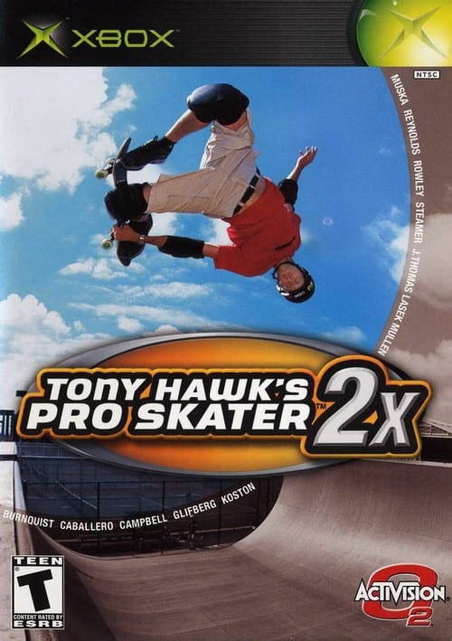 Skateboard Video Games For Xbox One