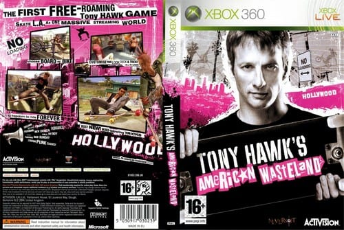 Top Skateboard Games For Xbox 360