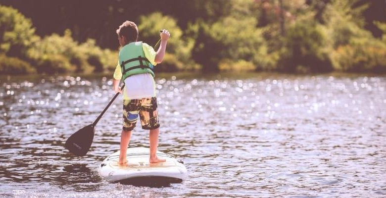10 Best Paddle Boards Reviewed [2018]