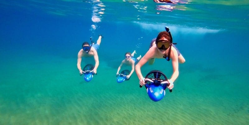 best sea scooter reviews