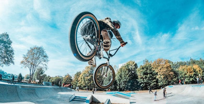 bmx bikes for racing and freestyle