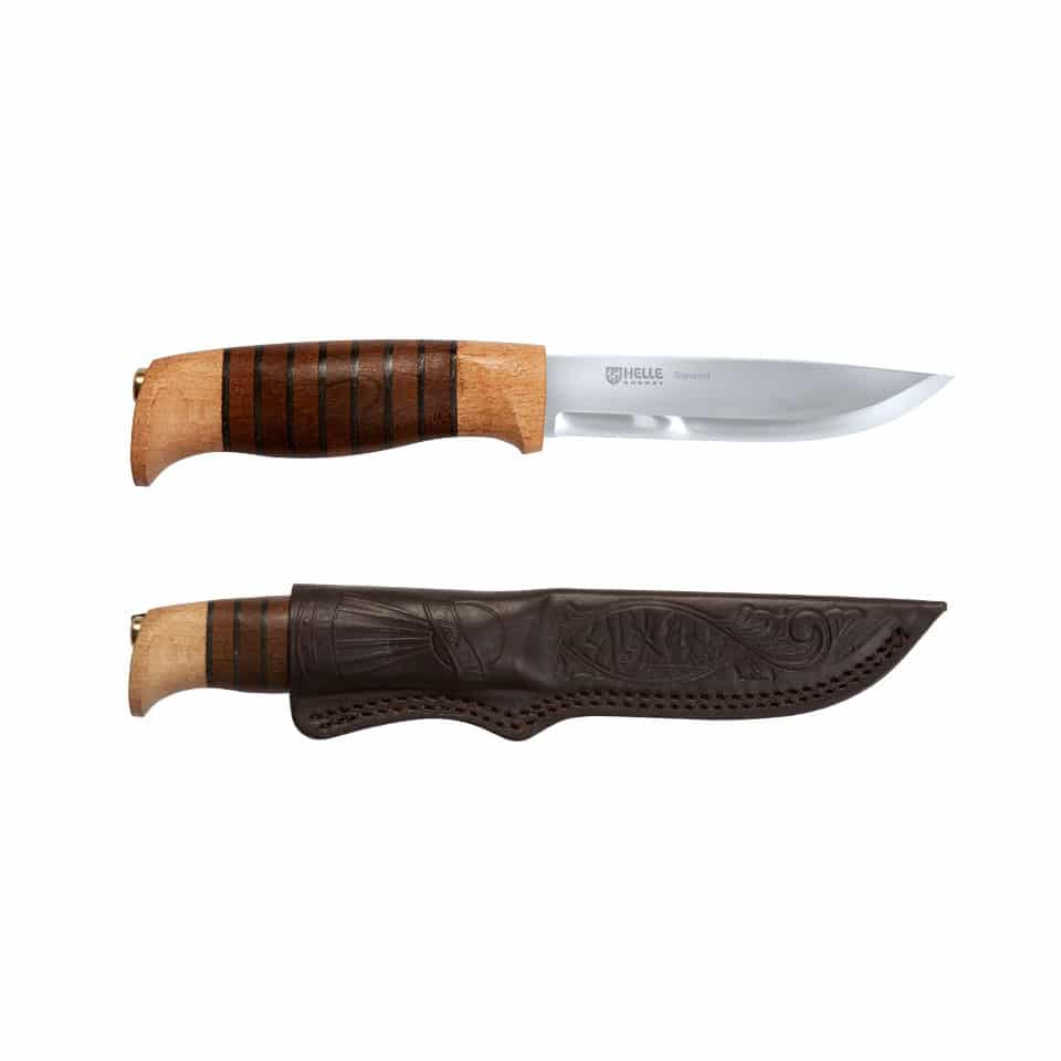 helle sigmud camping knife