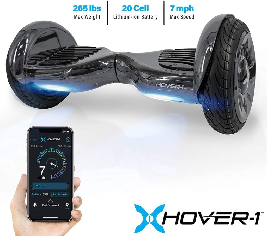 hover 1 titan electric self balancing scooter