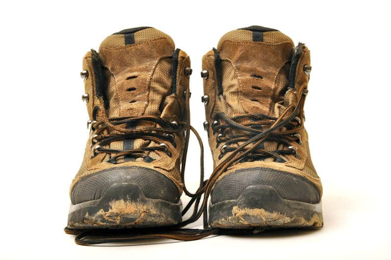 how to care for your hiking boots