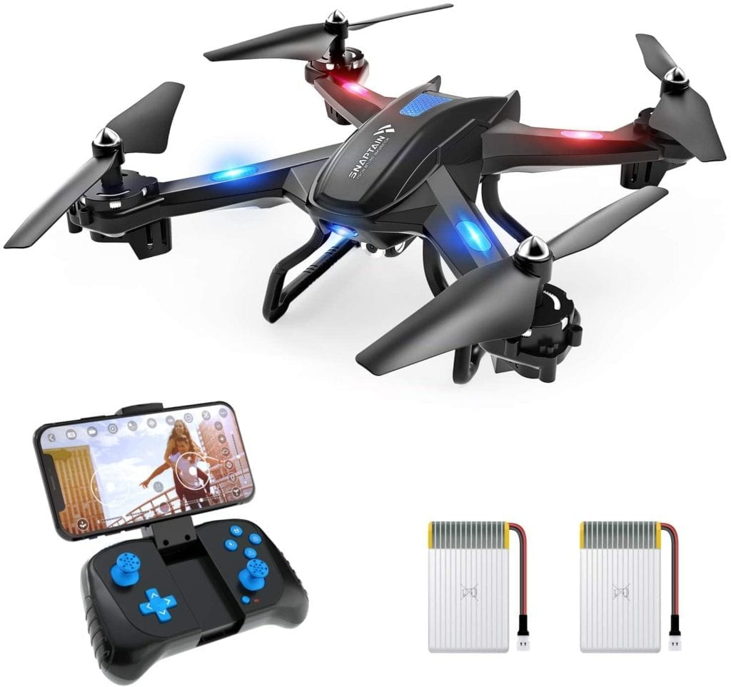 snaptain drone quadcopter