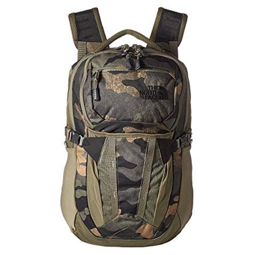 the north face recon pack for jungle trekking
