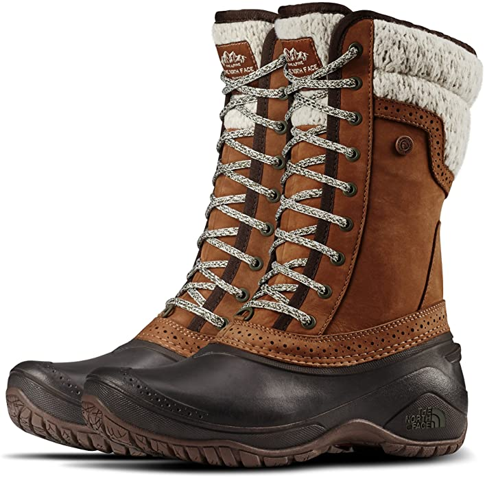 the north face womens hiking boots