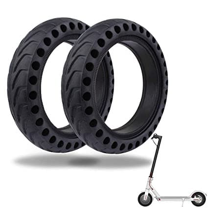 best electric scooter tires