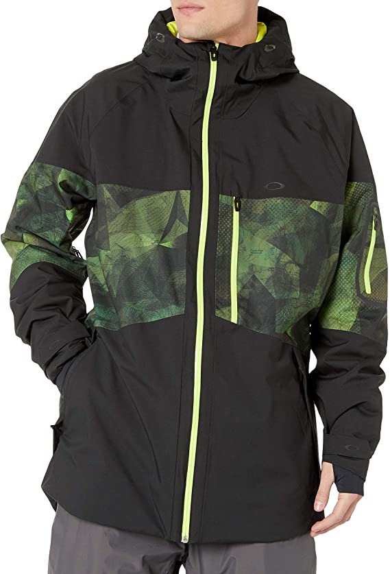 oakley mens insulated jacket