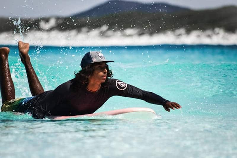 surfing beginners guide to paddling