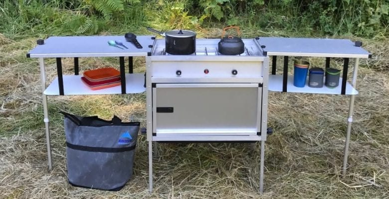 folding camping table review guide