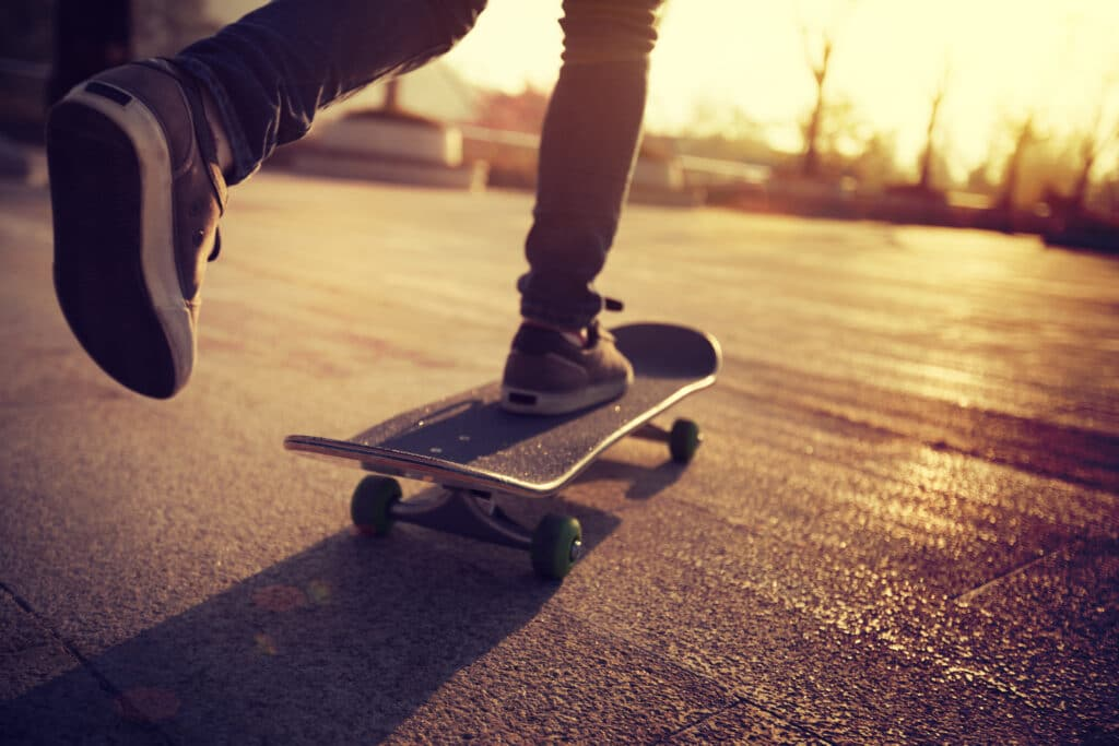 get your skate on